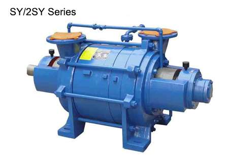 SY/2SY Series Compressor