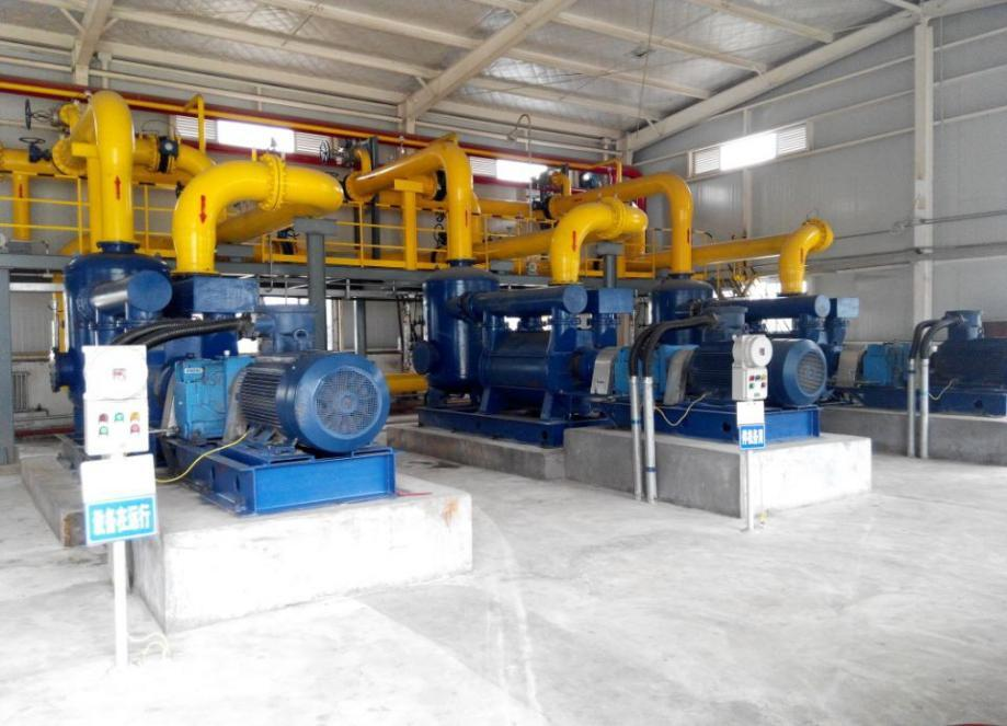 Water Ring Pump Application In Coal Industry