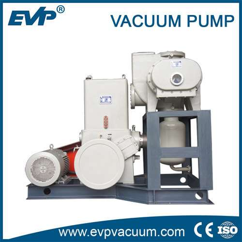 Roots and piston Vacuum system