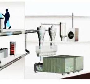 Water Ring Vacuum Pump working in Pharmaceutical application