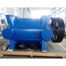 Water ring vacuum pump used in Russia Paper-pulp mills