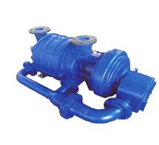 ATTC Series Cone Two Stage Water Ring Vacuum Pump