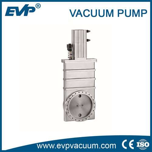 CCQ pneumatic ultra-high vacuum gate valve