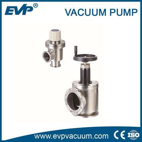 GD-J high vacuum damper valve