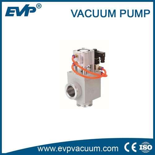 high vacuum damper valve Angle Valve
