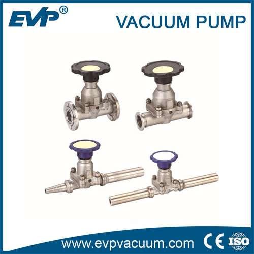 GM High Vacuum Diaphragm Valve