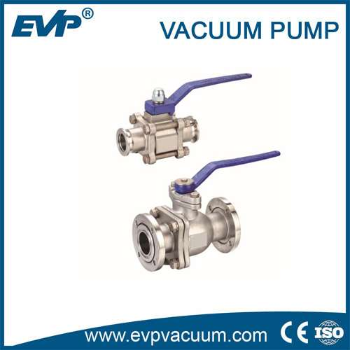 GU series electric vacuum ball valve