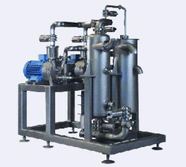 Liquid Ring Vacuum Pumps In Food Application Industry