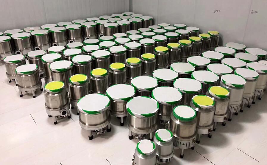 Turbo Molecular Pump Product Show