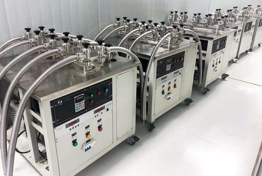 Turbo Molecular Pump Product Show