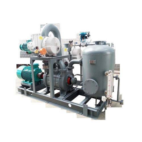 Roots Liquid Ring Vacuum Pump System