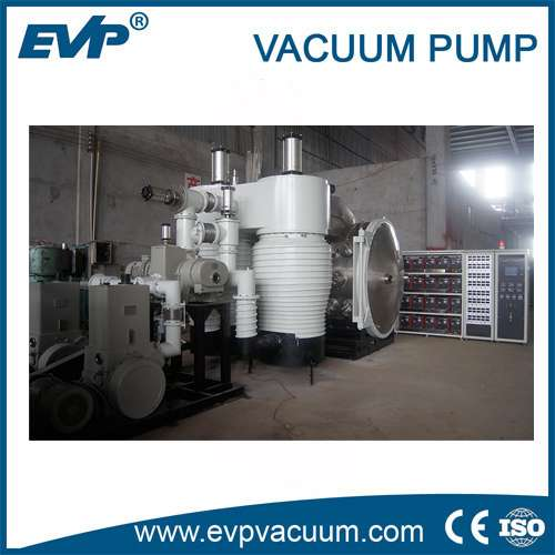PVD vacuum coating machine system