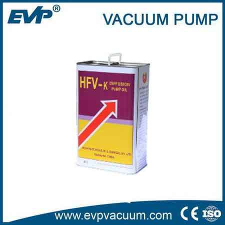 HFV-K Series Diffusion Pump Oil