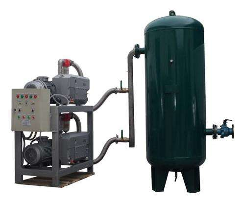 CVS vacuum pump systems