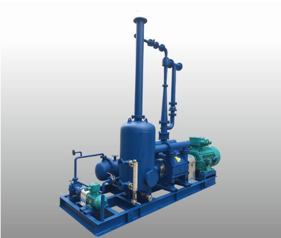 Air Ejector System- Vacuum Pump