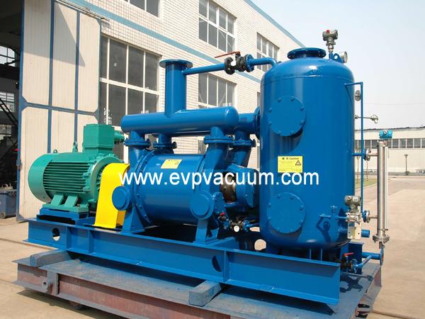 Vacuum Unit in Pharmaceutical Equipment