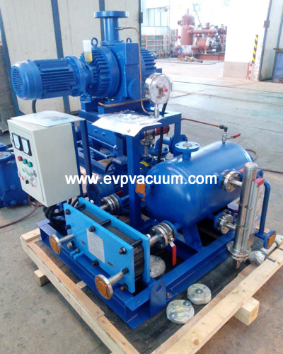 Vacuum Unit in Pharmaceutical Equipment
