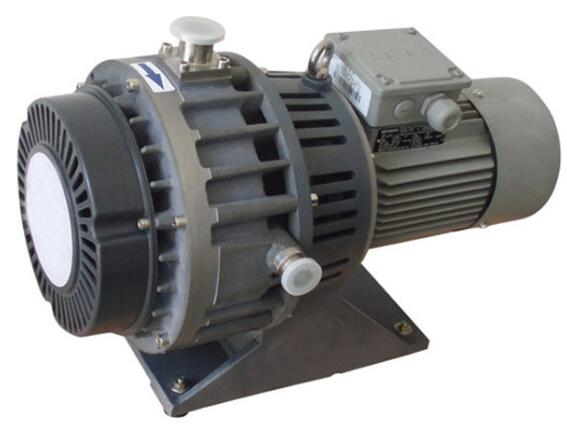 dry scroll vacuum pump