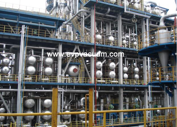 Steam Ejector System Used In Petrochemical Industry