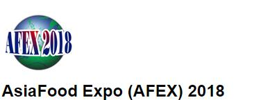 AsiaFood Expo (AFEX) 2018