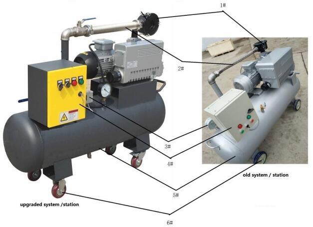 Negative Pressure System