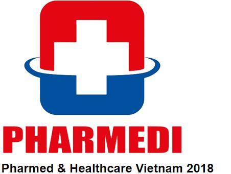 Pharmed & Healthcare Vietnam 2018
