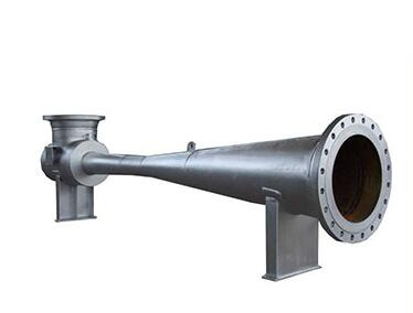 Jet vacuum pump