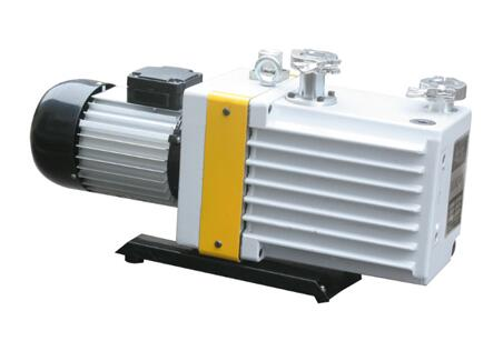 Rotary vane vacuum pump in chemical industry