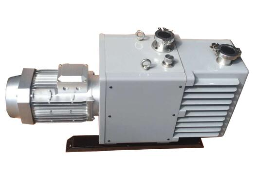 Rotary vane vacuum pump in new energy industry