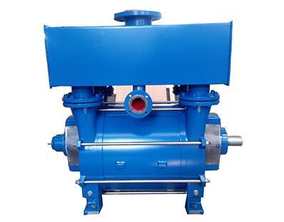 Water ring vacuum pump industry application