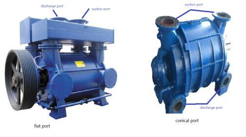 liquid ring vacuum pump Structure