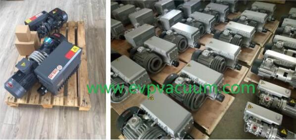 oil-sealed rotary vane vacuum pump