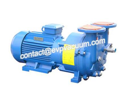 High Performance Water Ring Vacuum Pump