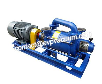 Vacuum pump for vacuum drying