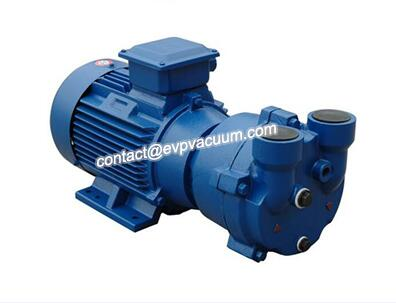 Liquid Ring Vacuum Pump Technology