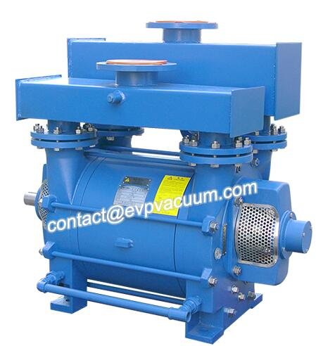 Liquid Ring Vacuum Pump in Salt Production Process