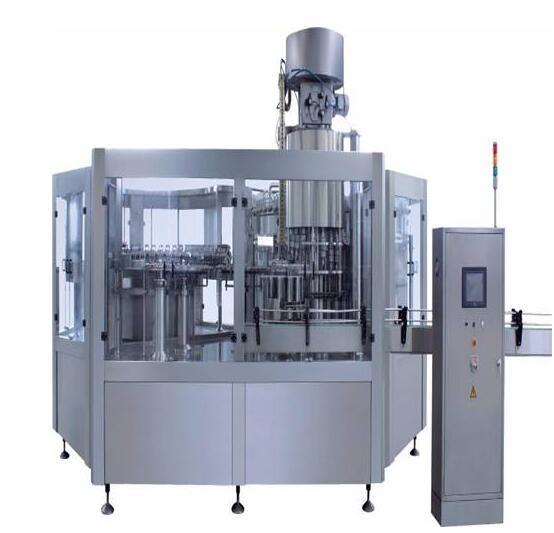 Liquid Ring Vacuum Pump in Canning Machinery