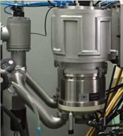 Vacuum System in Spatial simulation chamber