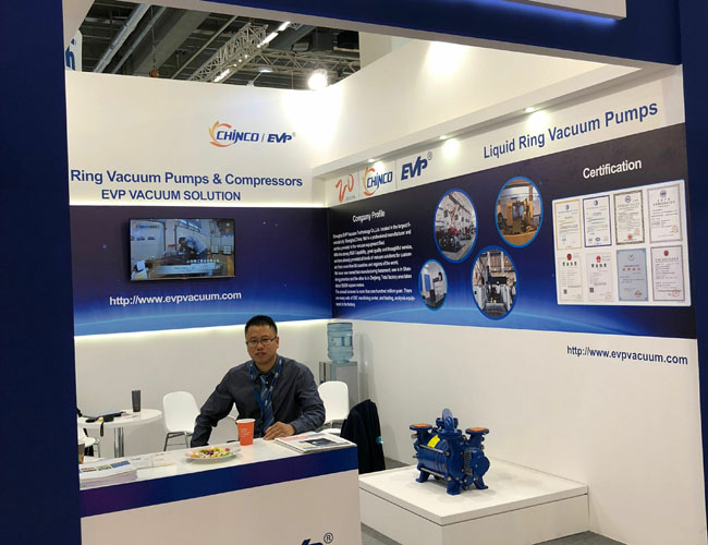 The 8th Paper Vietnam 2019- Vacuum Pump - EVP Vacuum Solution!