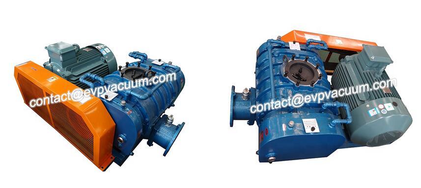 vacuum pump conveying grains