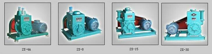 Rotary vane vacuummechanical pump product display
