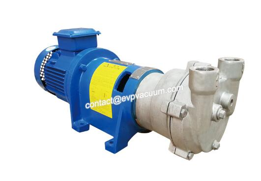Select vacuum pump according to pumping speed
