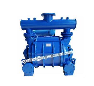 What is the main function of the vacuum pump