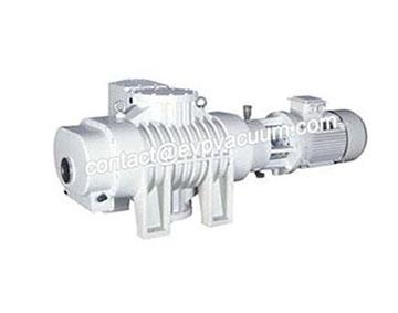 Complete line of Roots vacuum pumps