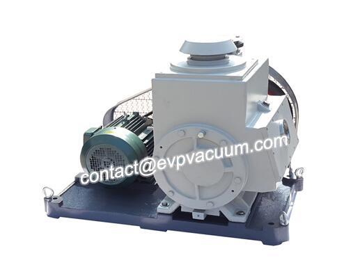 rotary vane vacuum pump for vacuum drying oven