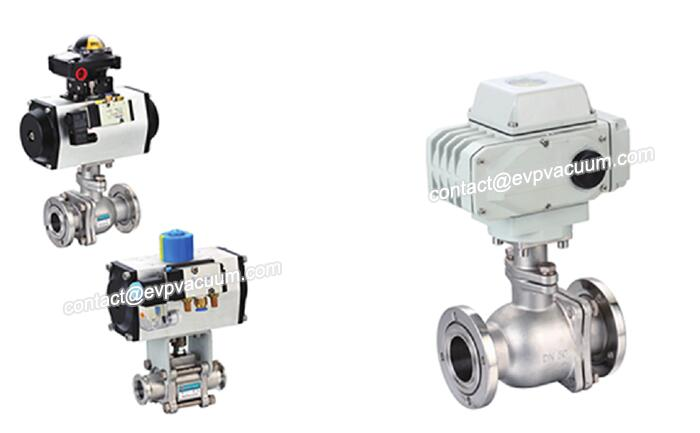 Ball valve supply