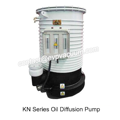 KN series oil diffusion vacuum pump supply