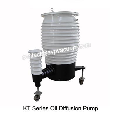 Oil Diffusion Vacuum Pump Supply