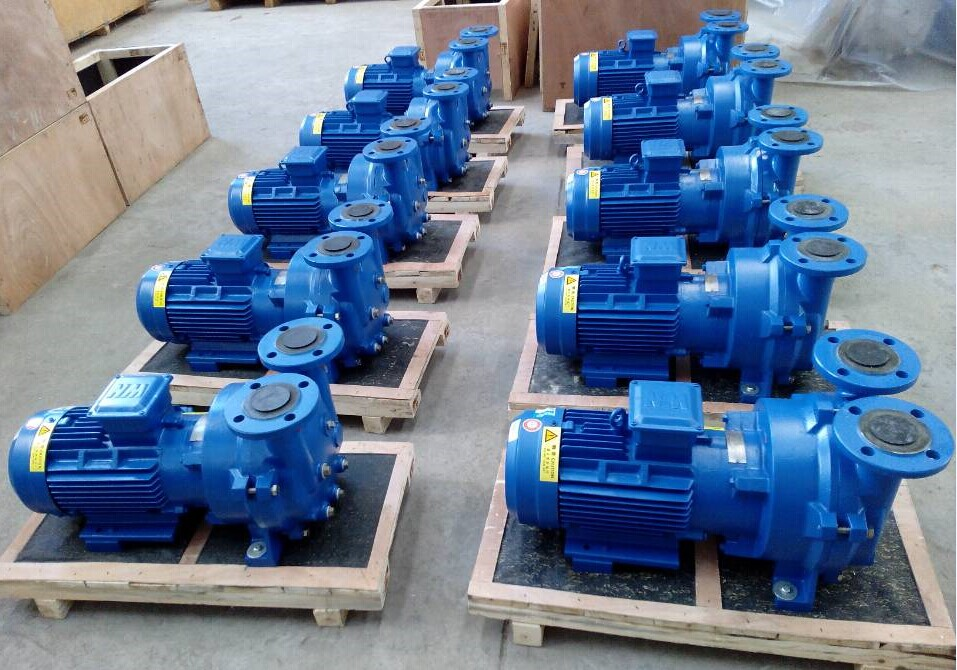 New Liquid Ring Vacuum Pumps for Sale
