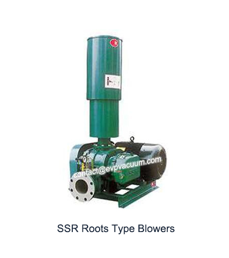 Roots Blower for Cement Industry